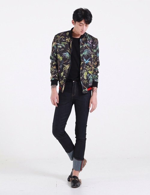 G. TROPICAL BLOUSON