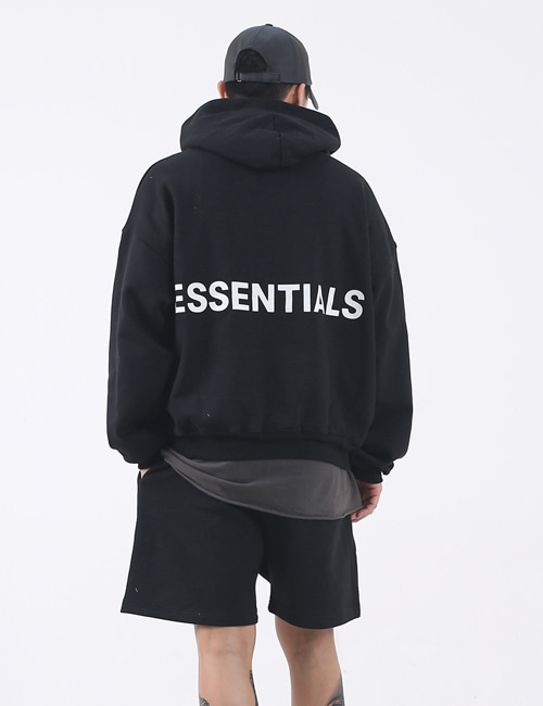 F. ESSENTIALS HOODIE SWEATSHIRTS_3COLOR